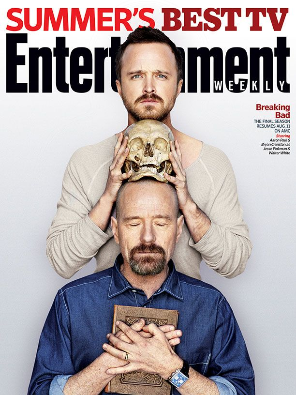 This Week's Cover: 'Breaking Bad'