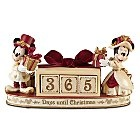 Cuenta atrás para navidad, si me gusta Disney si además le añadimos color de navidad ¡Me entusiasma!