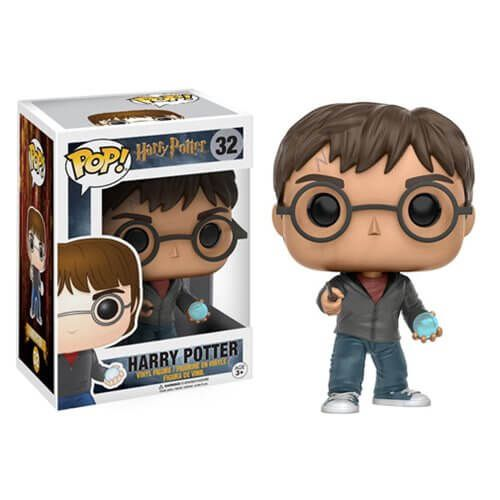 Harry Potter avec Prophétie Figurine Funko Pop!