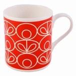 mug: Orla Kiely, Buy Orla, Teas, Flowers 895, Linear Flowers, Illustrations Living, Flowers 8 95, Mugs