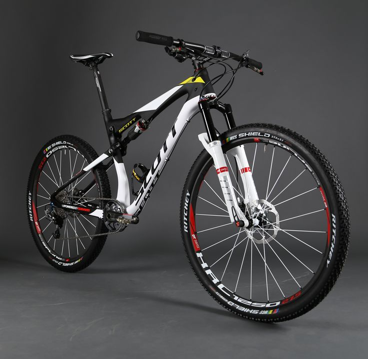 #SCOTT #Bikes SCOTT-Odlo MTB Racing Team Scale 700 RC 2014