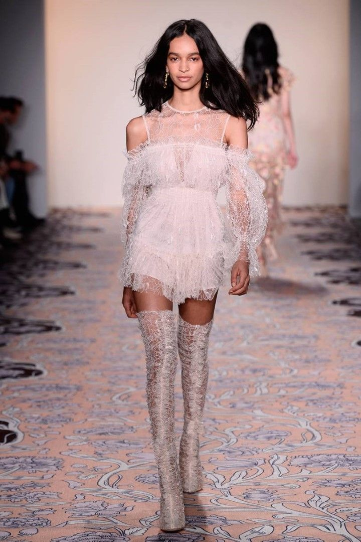 Alice McCall Autumn/Winter 2018 Ready-To-Wear New York Collection