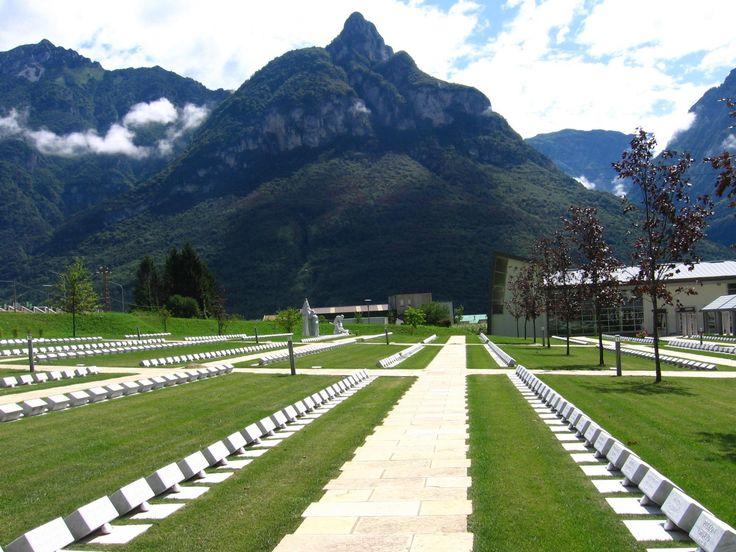 Longarone Vajont Attimi di storia (memorial) - Italy
