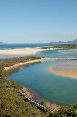 Nambucca Heads - rivermouth