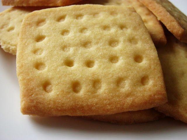 Ízek és élmények: Skót vajas keksz (scottish shortbread)