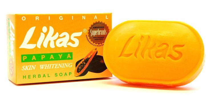 Top 10 Skin Lightening Soaps - Il Sapone alla Papaya è un ottimo rimedio per schiarire la pelle.