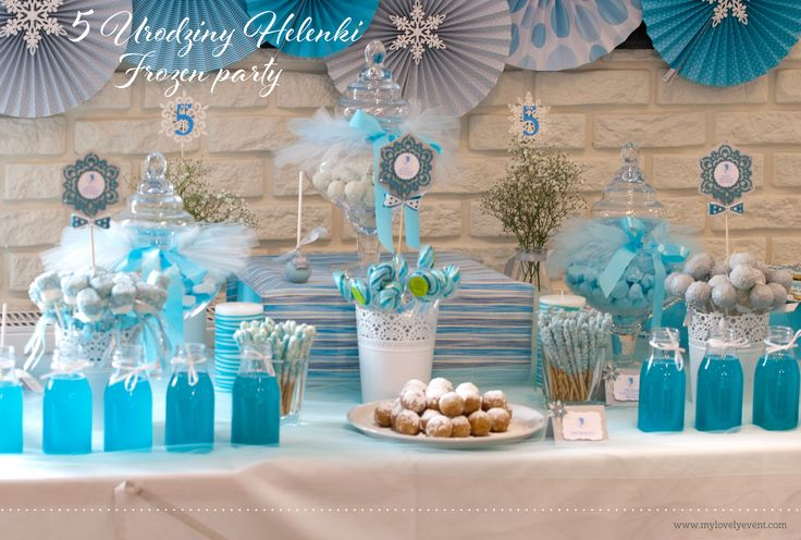 Frozen party by My Lovely Event