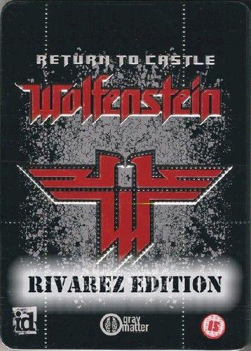Return to Castle Wolfenstein: Rivarez Edition v1.42d (2016/Rus/Mod)