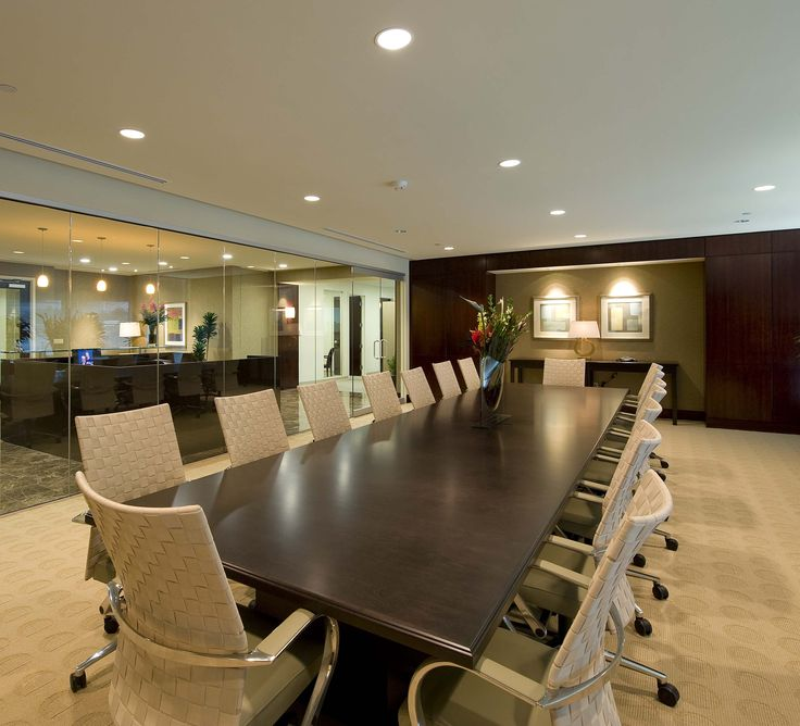 Lucid 20 Chairs In An Executive Conference Room