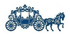 Tattered Lace - Dies - Lace Carriage,$25.49