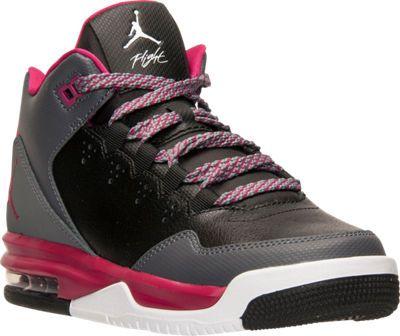 Girls' Grade School Air Jordan Flight Origin (3.5y-9.5y) Basketball