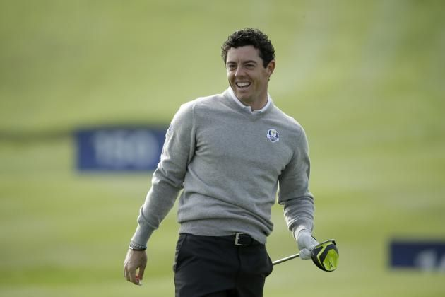 Ryder Cup 2014: Predictions for Rory McIlroy and Top Stars | Bleacher ...