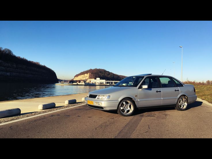 My 1994 VW Passat 2.8 VR6
