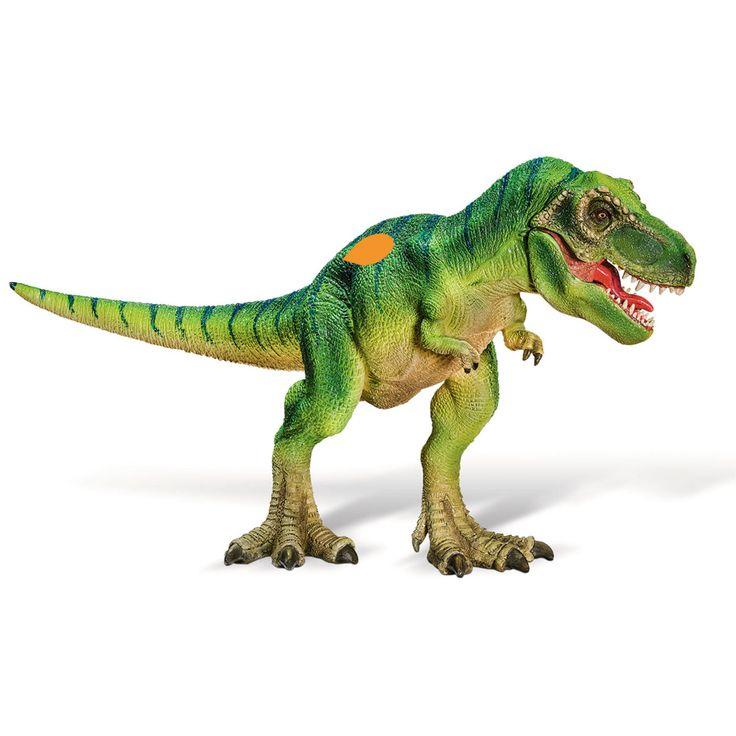 Tiptoi Tyrannosaurus Afmeting:lengte 25,5 cm - Tiptoi Tyrannosaurus