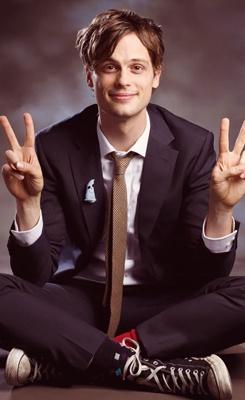 matthew gubler from criminal minds  spencer reid is my current tv crush! i like my guys nerdy.