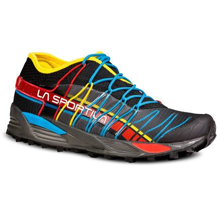 is the very stable and versatile shoe ideal for mountain running, and  off-road trails on different types of terrain.