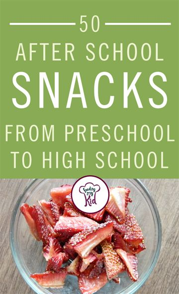 After school snack ideas. This is a must share! Try these after school snacks…
