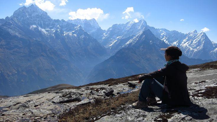 Nepal Reiseberichte: Trekken in Nepal (2) Thame nach Kongde