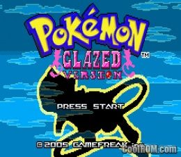 Pokemon Glazed! (Hack) ROM Download for Gameboy Advance / GBA - CoolROM.com