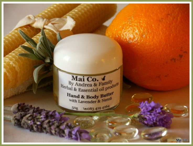 Mai Co's Hand & Body Butter is a rich cream made with a nourishing blend of Coconut and Calendula oils. Fragranced with Neroli & Lavender essential oils. Works wonderfully on very dry hands, body or lips. Wonderfully healing in the treatment of eczema and itchy skin.