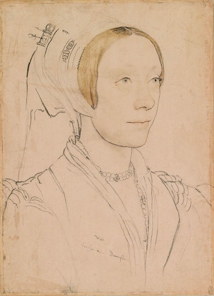 List of portrait drawings by Hans Holbein the Younger - Wikipedia