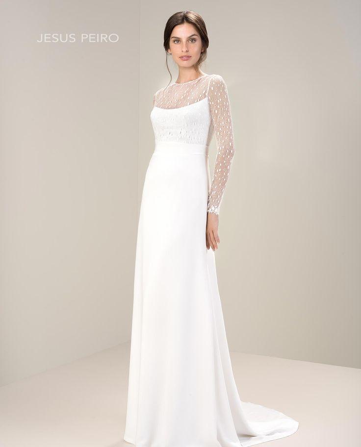 Vestido novia Jesús Peiró Ref.7041