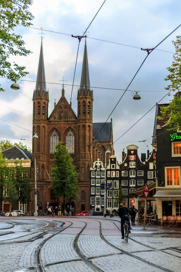 Ways - De Krijtberg Kerk - Amsterdam