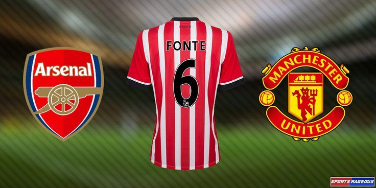 Jose Fonte to Manchester United, Arsenal transfer news update - http://www.sportsrageous.com/soccer/jose-fonte-manchester-united-arsenal-transfer-news-update/41471/