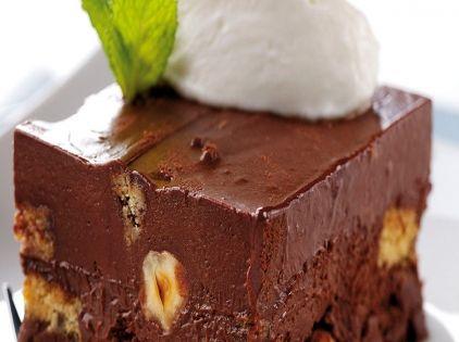 Κέικ Ψυγείου με Σοκολάτα και Tia Maria - gourmed.gr
