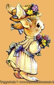 Hasenkind-Bunny-Hopper-Sammleredition-Anziehpuppe-Kleider-ausgestanzt-Paperdoll