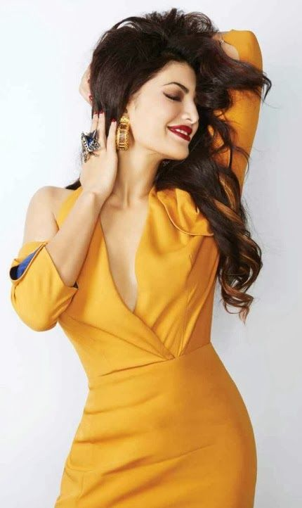 Jacqueline Fernandez LOfficiel Magazine Photoshoot Pictures