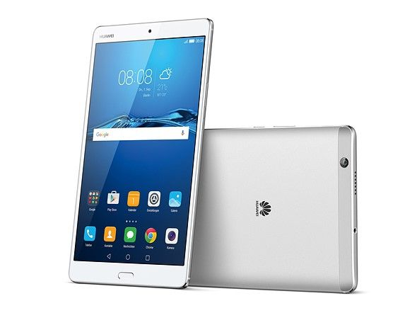 Huawei's MediaPad M3 is a high-end media consumption device: Digital Photography…