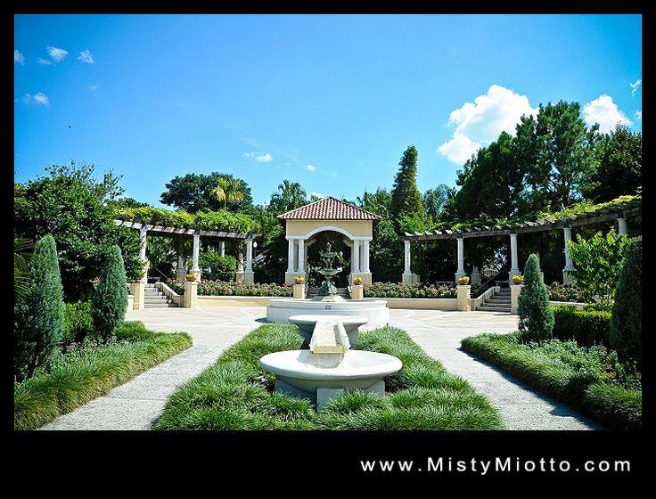 Hollis Garden Destination WeddingsFountainWedding