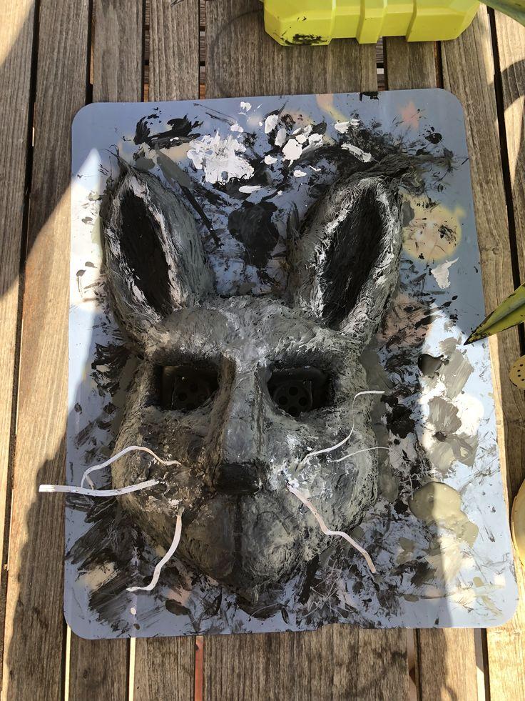 Per Sematary 2019 Bunny Mask Pet sematary, Bunny mask