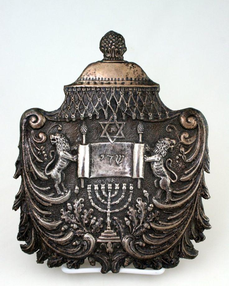 96 Best Jewish Torah Shields Crowns Images On Pinterest