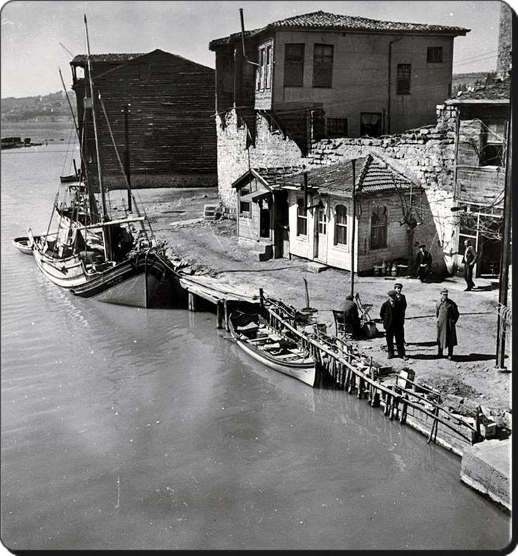 ✿ ❤ İstanbul, Anadoluhisarı - 1937