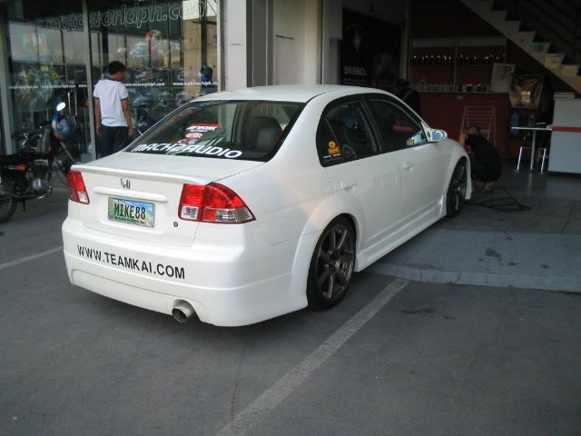 The 25 best ideas about honda civic 2005 on pinterest for Honda civic customization ideas