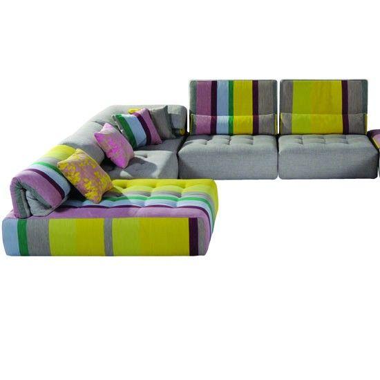 Voyage immobile sofa from roche bobois corner sofas 10 - Sofas de roche bobois ...