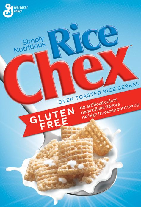 Gluten Free Rice Chex™ Plain flavor only! The flavored Chex cereals have fructose listed in the ingredients (*has a small amount of molasses towards the end of the ingredient list, but should be tolerated by most on the low FODMAP diet- assess individual tolerance)