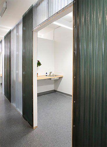 Cheap & Cool Renovation Resource: Corrugated Plastic