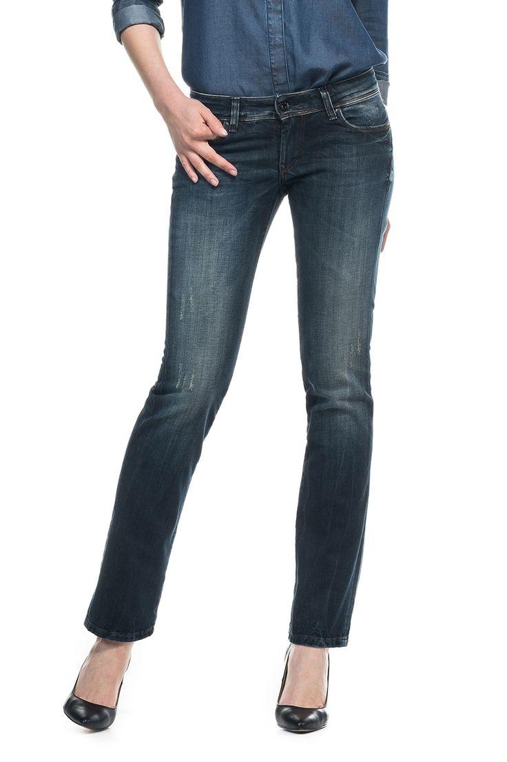 Pantalones vaqueros Joy con lavado oscuro - Salsa