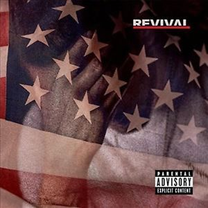 #1 album one week of January 2018: Eminem - Revival