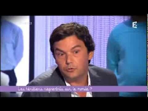 """Emmanuel Todd débat avec Thomas Piketty de son livre """"Le capital au XXIe siècle""""."""