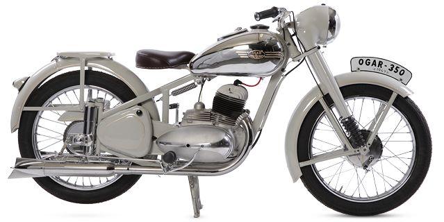 Коллекция мотоциклов Jawa