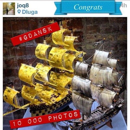 22.10.2012 10000 photos with #Gdansk  tag on Instagram #igersgdansk #igers #igerspoland #beautiful @joq8 (at Muzeum Bursztynu)