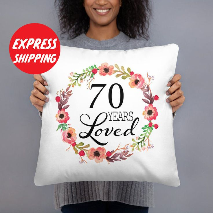 70th birthday gifts for women 70 year old female 70