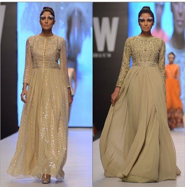 "Fahad Hussayn's ""Aristoanarchy"" collection at Fashion Week Pakistan, spring 2014"