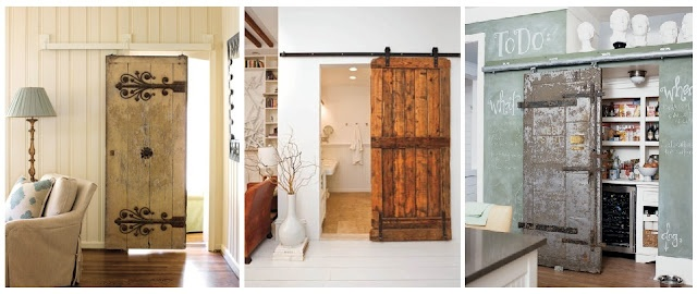 Barn door inspiration