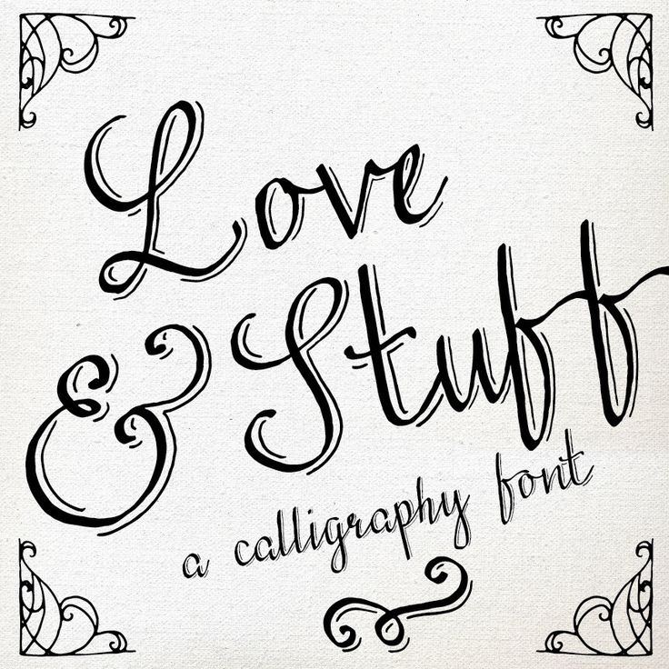 Calligraphy Font Download // Hand Drawn Pen // Hand Lettering Lettered // TTF // Catchword Catch Word Flourish Ornament // Commercial Use by thePENandBRUSH on Etsy https://www.etsy.com/listing/190864314/calligraphy-font-download-hand-drawn-pen