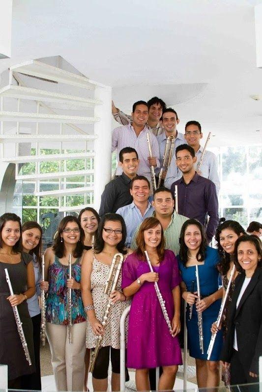Parranda navideña de flautistas llegará este sábado a la sede nacional de El Sistema